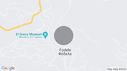 Welcome to a traditional Cretan village, 3km from the sea. Happy New Year Map