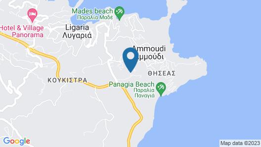 Villa Rami Map
