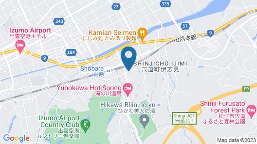 Shouen Map