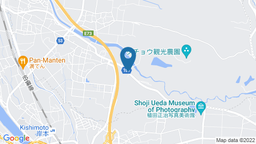 Hotel Hu Yonago - Adult Only Map