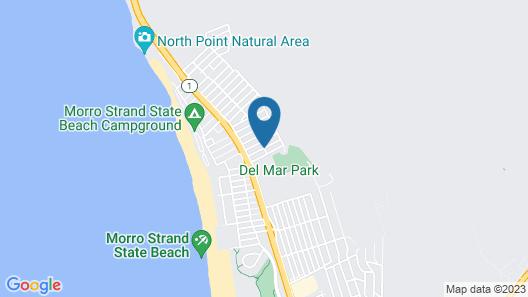 Jamaica Cove Apartment 2 Map