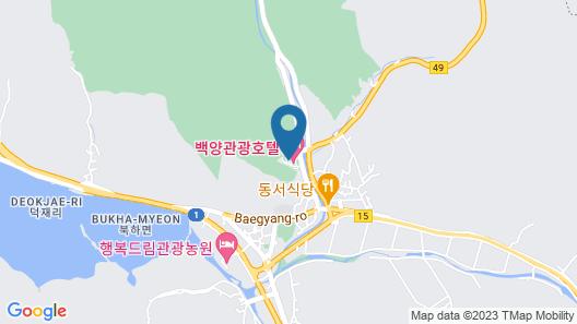 Baegyang Hotel Map