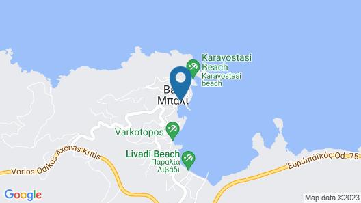 Marina Mare Map