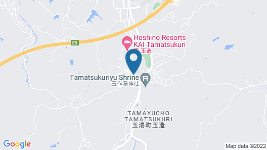 Hoseikan Map