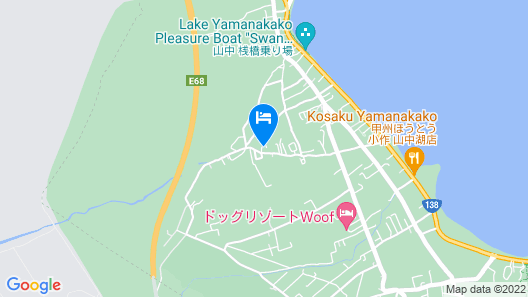 Ryosha Tsukiakari Map