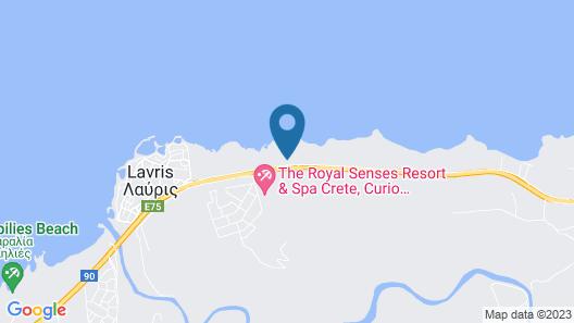 Akoya Resort Map