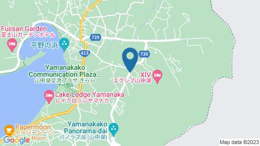 Auberge Booz Annex Map