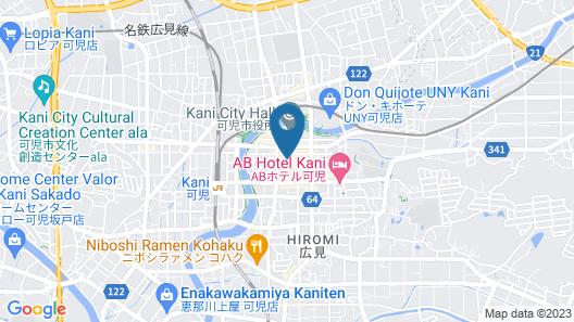 Park Hotel Kani Map