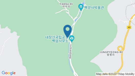 EUNHYE Family Hotel Map