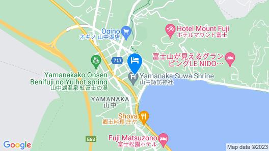 Tiny House Hotel Moritabby Map