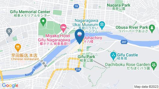 Juhachiro Map