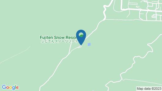 FUJIKYU UNJO-KAKU Map