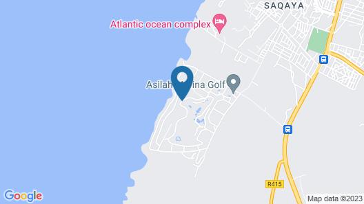 Appartement Marina Map