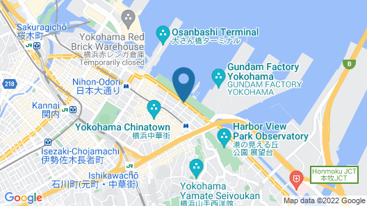 Hotel New Grand Map