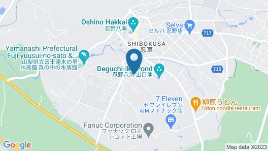 Guesthouse E-ne Map