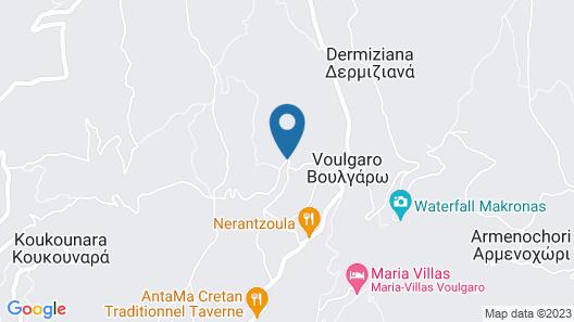 Maria Villas Map
