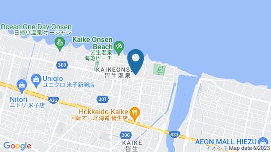 Kaike Fuga Map