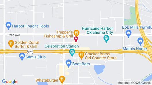 Best Western Plus Saddleback Inn & Conference Center Map