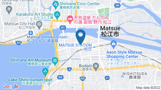 Station Hotel 25 Map