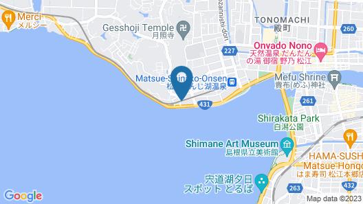 Ten Ten Temari Map