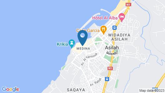 Dar Dialna Map
