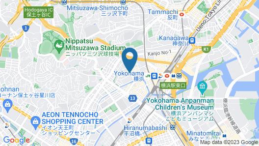 Hotel Plumm Map