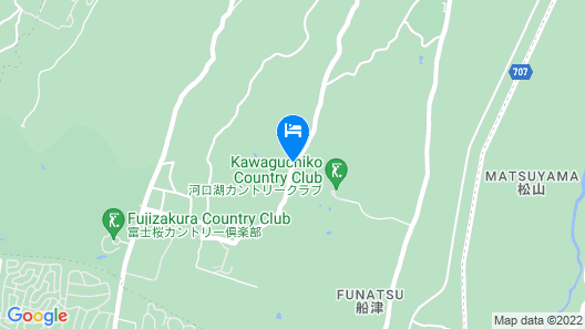 Fuji Premium Resort Map