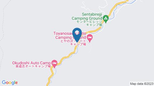 Momonga no Mori Map