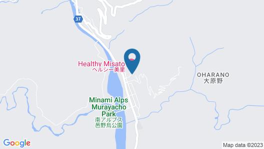 Healthy Misato Map