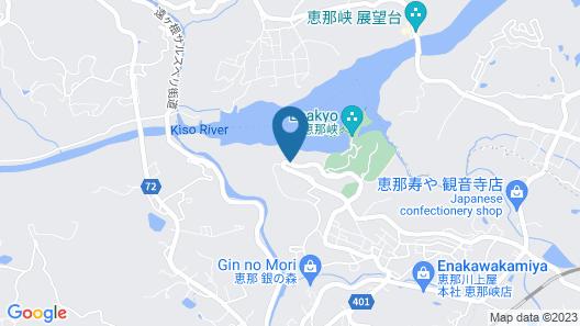 Enakyo Grand Hotel Map
