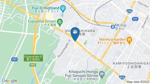 Tamaki Map