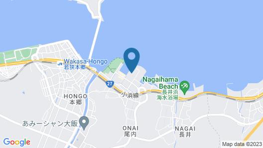 Hotel Uminpia Map