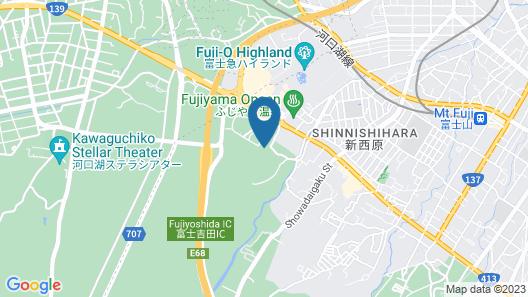 Bself Fuji Villa Map