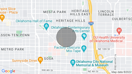 Sunny Midtown 2bd/ba Central Location! Map