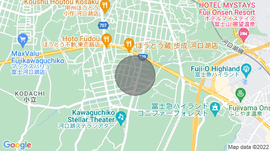 With Nintendo Switch Twin Room Double x 2 Units / Minamitsuru-gun Yamanashi Map