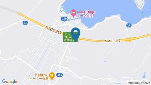 Hotel Wellness Inabaji Map
