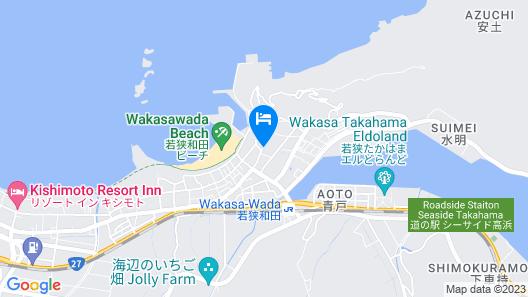 Komatsu Ryokan Map
