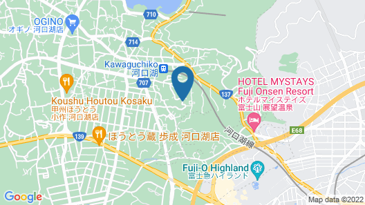 Sakura Fuji Map