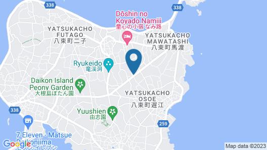 COCORETO THE GUEST HOUSE - Hostel Map