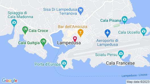 Cala Palme Map