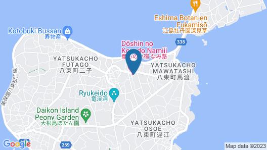 Warabegokoronokoyado Namiji - Hostel Map