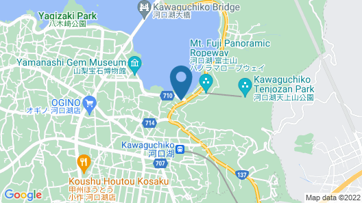Yamagishi Ryokan Map