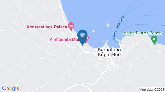 Alimounda Mare Map