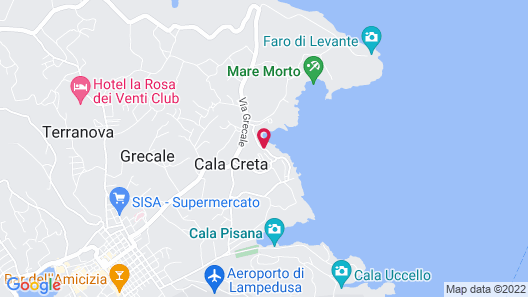 Hotel La Calandra Resort Map