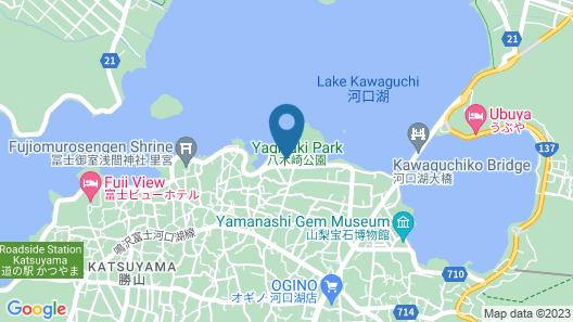 Ryokan Fuji Heights Map