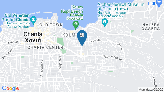 Kumba Hostel Map