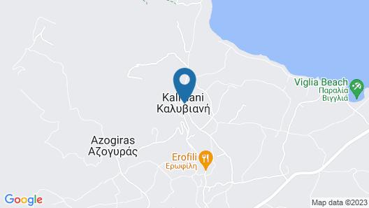 Agarathos Map
