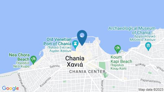 Romantic Maisonette Map