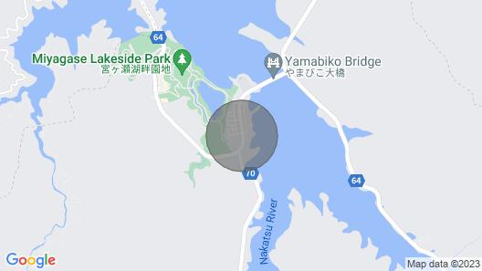 Gloce Mobility Guest House Miyagase / Aiko-gun Kanagawa Map