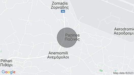 O'finikas Villa With Large Swimming Pool Map